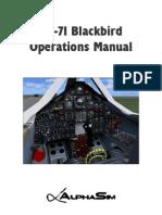 SR-71 Operations Manual