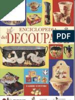 Enciclopedia Del Decoupage (Fabbri Editore)