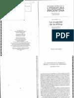 Ferro - La Literatura en El Banquillo Walsh y La Fuerza Del Testimonio