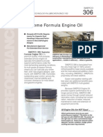 Engine Oil Specification