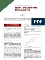 Tutorial Lelluzzo - Compressione Expander-Gate Equalizzazione
