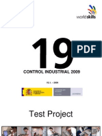 2007 Spain Skills - TD19 Control Industrial