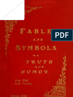 Fables and symbols - Truth and humor for old and young  (1905) by Clémence de La Baere
