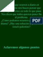 Conflict Oar a Be Israeli