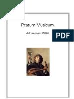 Adriaensen Pratum Musicum