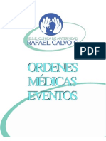 ORDENES MEDICAS