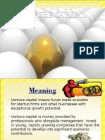 Venture Capital Financing in India[1]