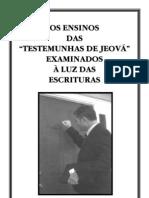 Os ensinos das Testemunhas de Jeová