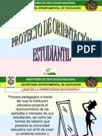 Proyecto Educacion Estudiantil Diapositivas
