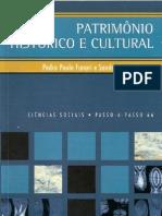 Patrimônio Histórico e Cultural LIVRO