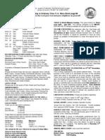Bulletin 231011