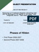 Hilden Presentation