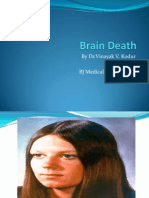Brain Death PPT Vinayak