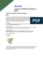 Navarro Montes Agro_ Plantas Ornament Ales Sumario