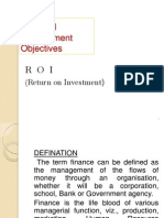 Capital Budgeting 1