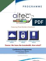 Ict Summit 2011