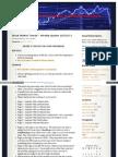 10-22-11 Stock Market Trends & Observations