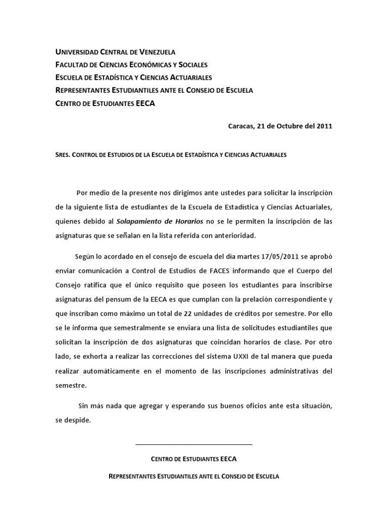Ejemplo De Carta Formal Dirigida A Una Autoridad About Quotes K Carta dirigida a una autoridad