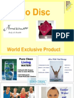 Bio-disc for Retail