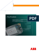 IRC5 With Flex Pendant Operating Manual