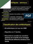 Familles-Antibiotiques