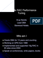 Real Rac Performance