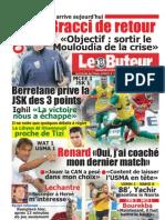LE BUTEUR PDF du 23/10/2011
