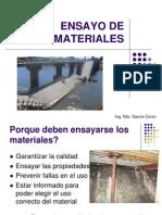 Ensayo de Materiales 2011 II