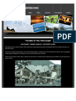 """Padang, Sumatra, Indonesia - """"Earthquake; Ring of Fire, Fires Again"""" - TRAVEL"""