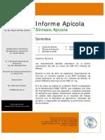 Mercado Apicola > Informe Apícola Síntesis Apícola Mayo_argentina