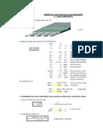 Calculo Placa Colaborante - AD730
