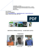 Arquitetura Da ma Linux II