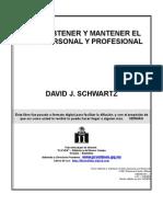 DAVID J[1]. SCHWARTZ - Como Obtener y Mantener El Exito Personal y Profesional David J
