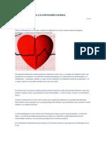 La Psicocardiología y la enfermedad cardíaca