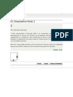 G1 Dissertativa Parte 2 Ed Inclusiva