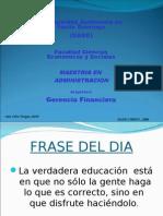 Primera Clase Financier A II
