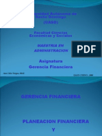 Segunda Clase Financier A II
