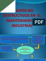 Ensayos No Destructivos en El Mantenimiento Industrial