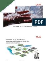 Danfoss Vlt Aqua Drive Fc202
