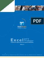Alfabetizacion Excel 1º parte 2008