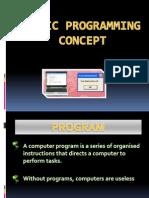 Basic Programming Concept