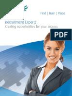 Brochures Brochure Recruitment Intro