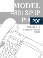 480i SIP Gen Admin Guide E