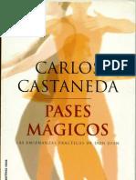 Carlos Castaneda Libro Pases Magicos Primera Version