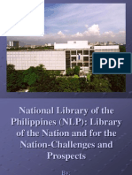 National Library of the Philippines (NLP)