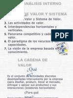 Tema 5 Cadena de Valor