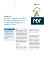VMware Cloud Infrastructure and Mamangement on NetApp Solution