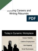Building Careers & Writing Résumés-MOD7