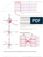 ECG Interpretation - Axis and Conduction Abnormalities