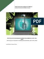 Protocolos de Seguridad en Redes